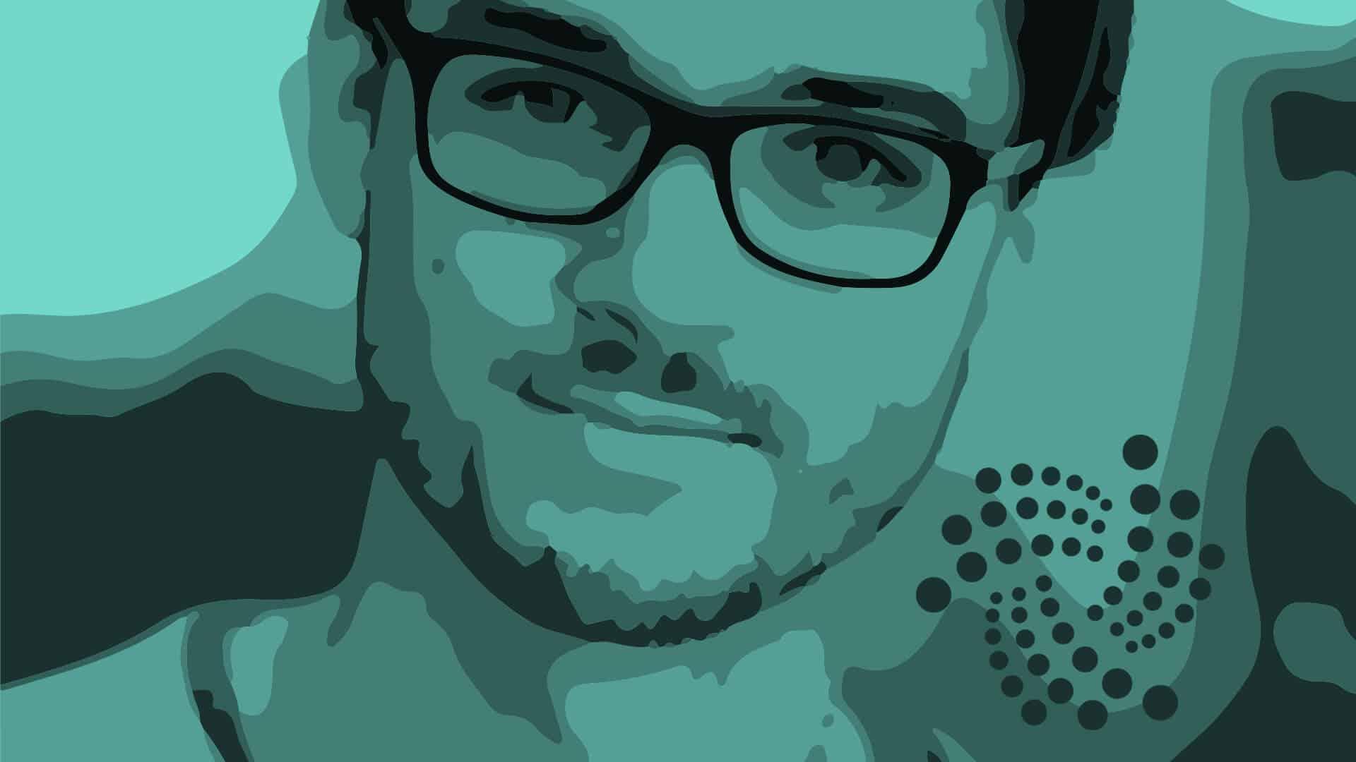 Dominik Schiener ist einer der Mitbegründer der Kryptowährung IOTA, Internet of Things Alliance